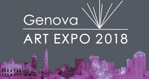 INAUGURAZIONE GENOVA ART EXPO 2018